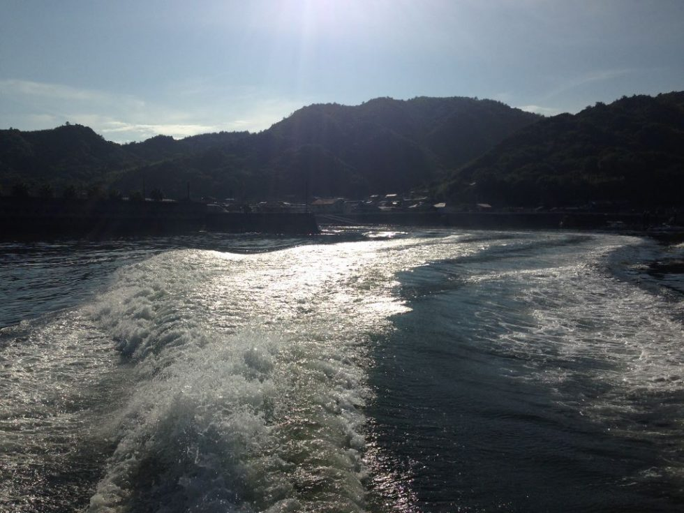 さらば北木島!さらば笠岡諸島!