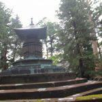 奥宮(奥社) 徳川家康の墓