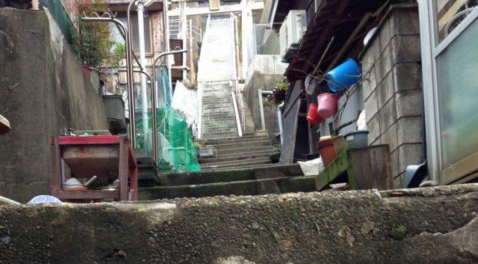 福井県越前町 宿(しゅく)遠い記憶が蘇る高台
