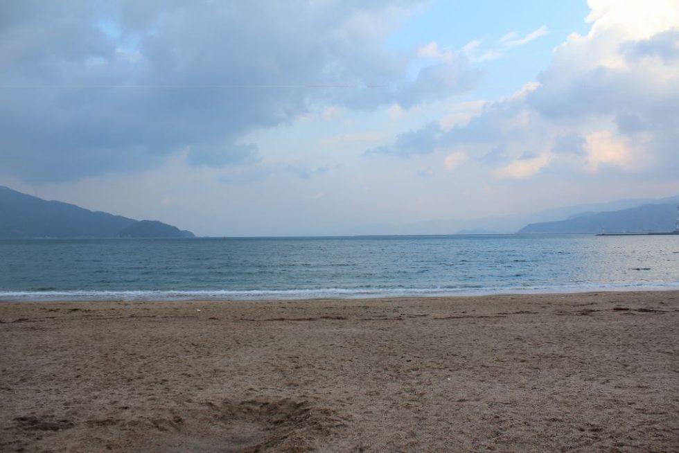 気比の松原 海岸