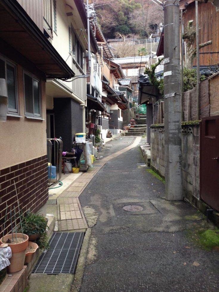 越前町 宿(しゅく)