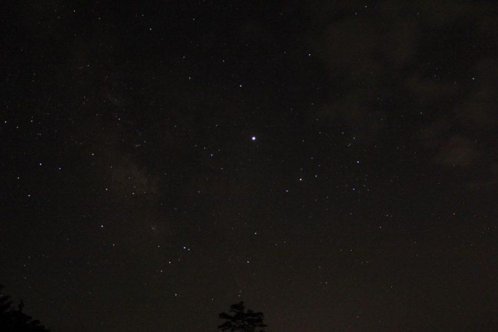 鳥取県の星空