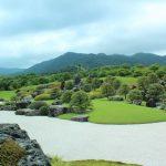 足立美術館 日本庭園3 枯山水庭