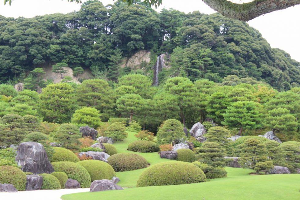 足立美術館 日本庭園5