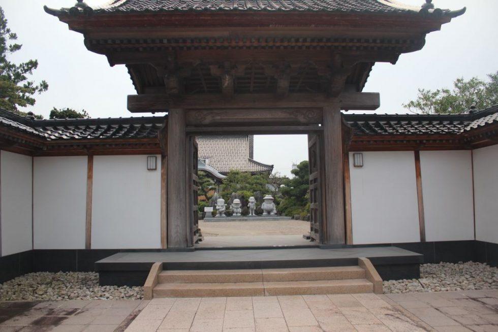 光禅寺 山門