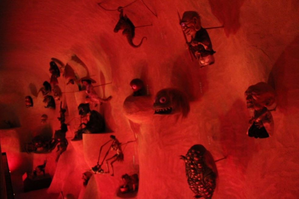 妖怪洞窟 水木しげる記念館