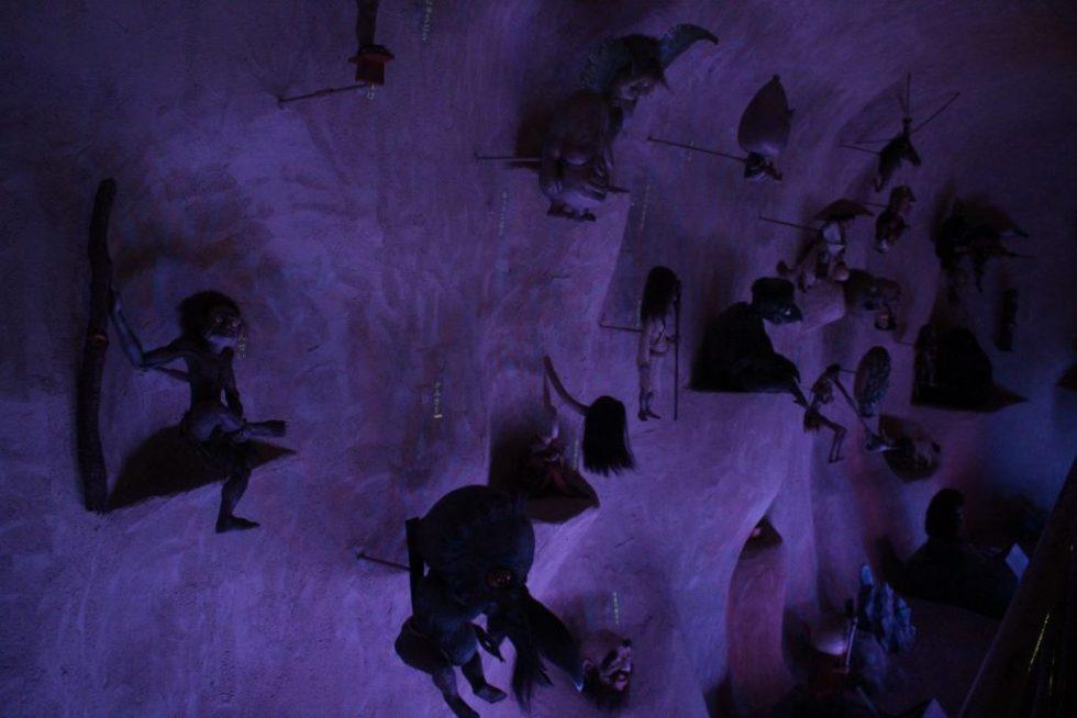 妖怪洞窟2 水木しげる記念館