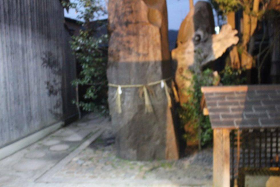 水木しげるロード 妖怪神社