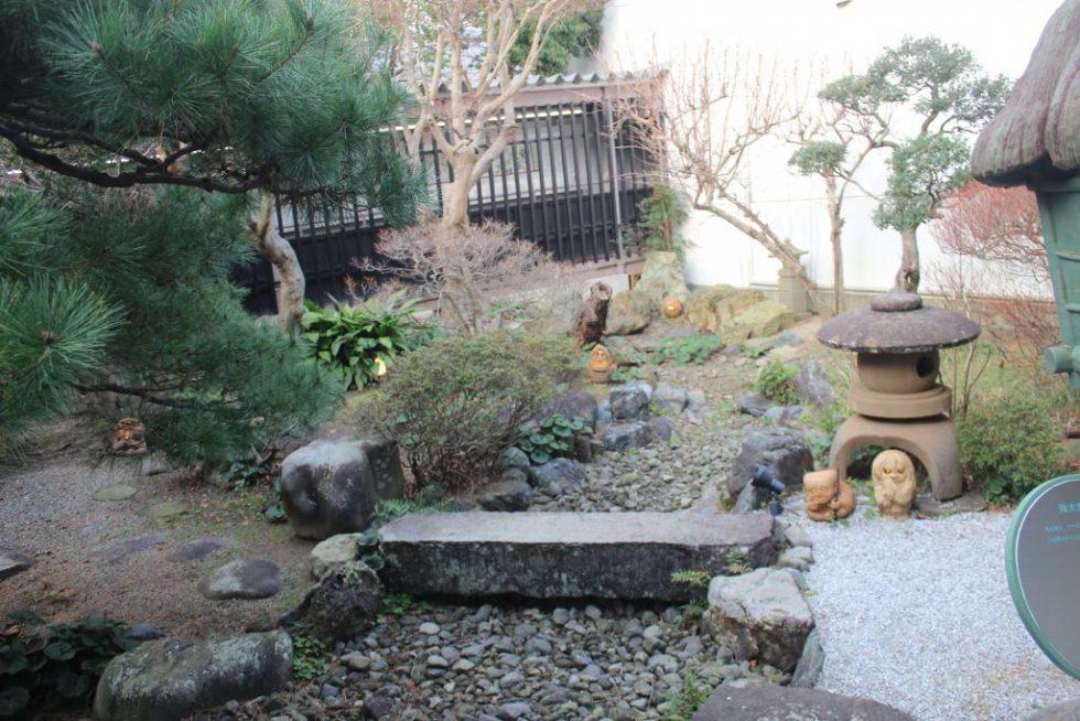 妖怪庭園 水木しげる記念館