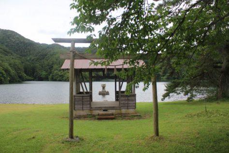 赤松池1 鳥取県大山町
