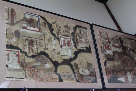 地獄絵図2 地獄極楽絵図(六道絵)
