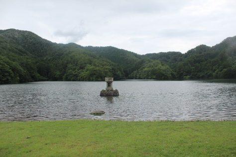 赤松池2 鳥取県大山町
