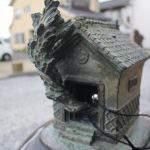 金霊(かなだま)妖怪ブロンズ像