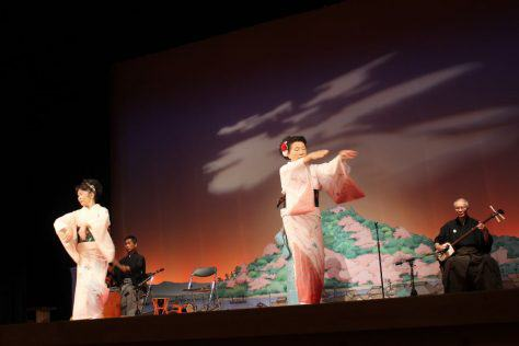 安来節 唄と踊1