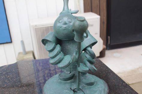 瀬戸大将(せとたいしょう)妖怪ブロンズ像