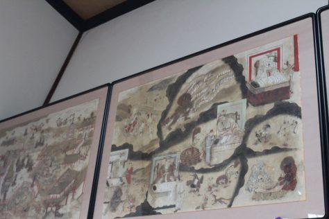 地獄絵図3 地獄極楽絵図(六道絵)