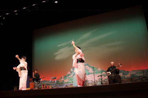 安来節 唄と踊